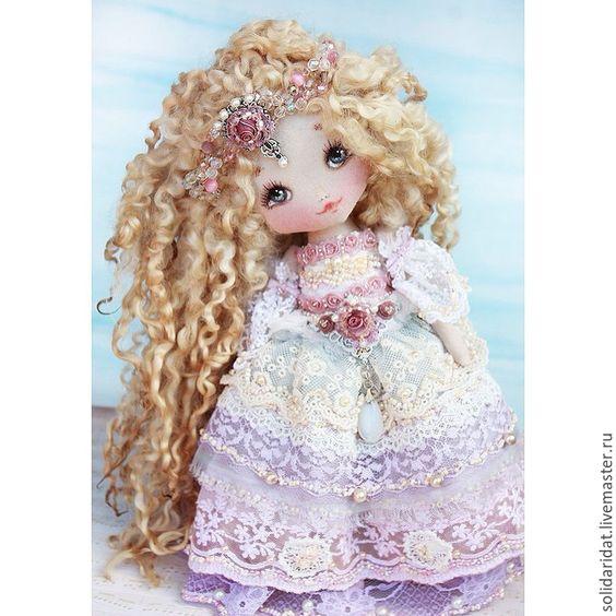 Купить Селена - винтаж, коллекционная кукла, ручная работа, оригинальный сувенир, лучший подарок девушке