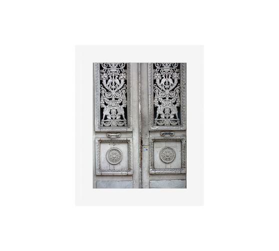 Rustic Gray Door Framed Print By Rebecca Plotnick In 2020 Grey Doors Framed Prints Grey Paint