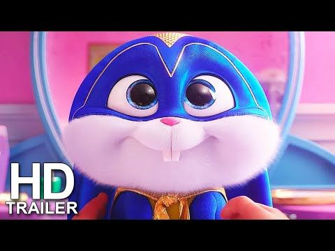 The Secret Life Of Pets 2 Snowball Trailer 2019 Animation Movie Hd Youtube Animation Movie Secret Life Of Pets Latest Movie Trailers