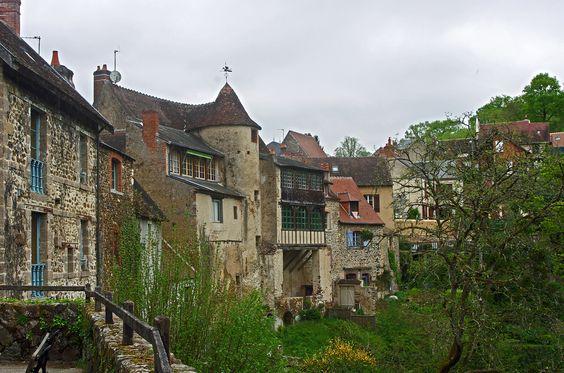Gargilesse-Dampierre (Indre).  .