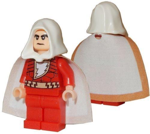 SHAZAM **NEW** LEGO Custom Printed Captain Marvel DC Universe Minifigure