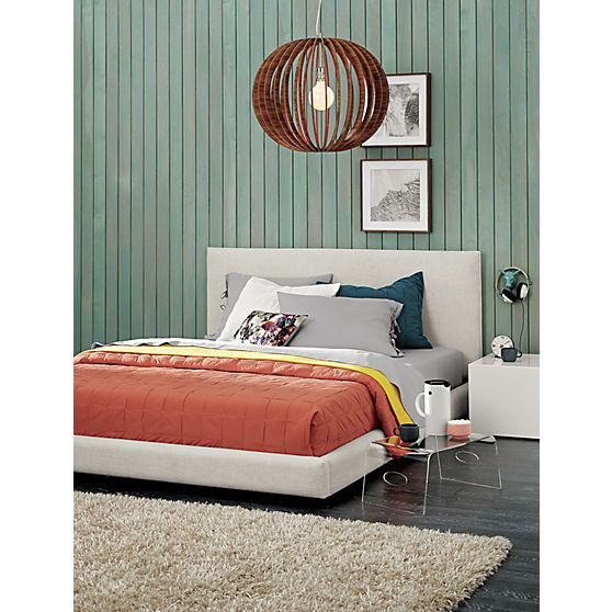 faade grey queen bed in bedroom furniture cb2 from july 2013 catalog cb2 bedroom furniture