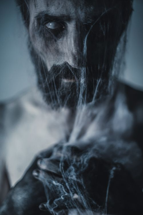 Voodoo Priestess Demon Alien Witch Doctor Fx Makeup Halloween
