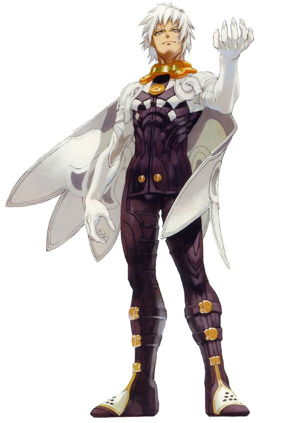 Xenosaga Character Design : Xenosaga episode i der wille zur macht albedo piazzolla