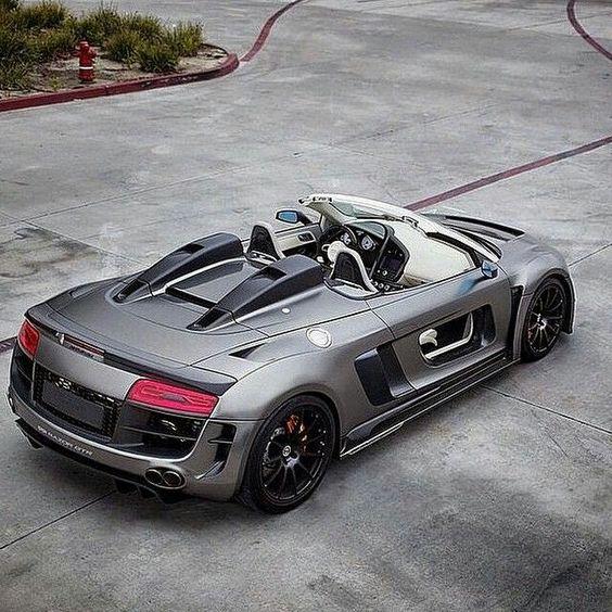 Audi R8, Audi Rs