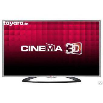 Facture avec Garantie 1an , PROMO chez Framinformatique  LG 42LA6130 42 pouces - 3D avec 4 Lunette 3d  Rétroéclairage : LED  Type : Full LED SimpleExplications sur le rétroéclairage Full LED Simple  Résolution : 1920 x 1080  Compatibilités 3D : Cette TV est compatible 3D (3D Ready)  TV 3D  2 paires de lunettes sont fournies (AG-F310).  La technologie embarquée permet la conversion 2D / 3D en temps réel.  Fonction Dual Play optionnelle (kit vendu séparément)  Traitements de l\'image…