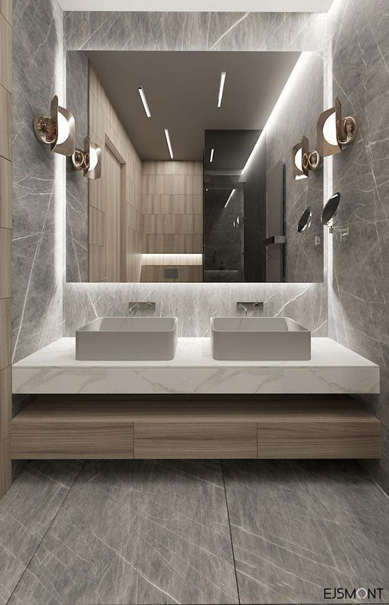 Modern Home Interiors And Design Ideas From The Best In Condos Penthouses And Architecture Pl Modern Bathroom Design Luxury Bathroom Bathroom Interior Design