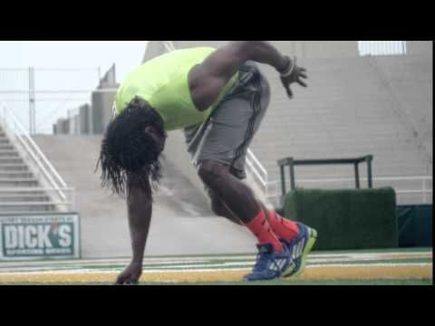 """RGIII - """"What Light Can Do"""" - The commercials are beginning.  Way to go!"""