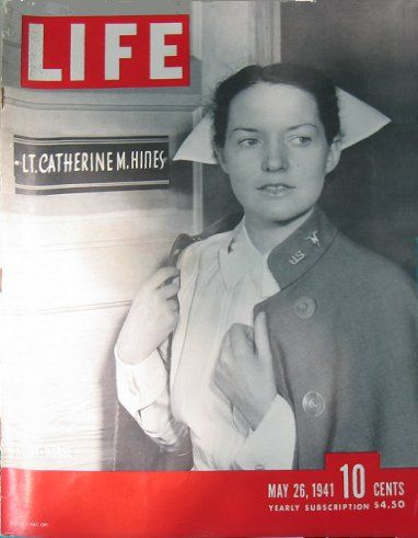 Cover of Life magazine, 5/25/1941