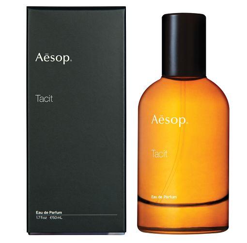 BEM-VINDO AO E.S.P FASHION BLOG BRASIL: Tacit by Aesop