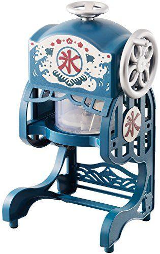 ドウシシャ 電動本格ふわふわ氷かき器 DCSP-1551 ドウシシャ http://www.amazon.co.jp/dp/B00SU6HXEW/ref=cm_sw_r_pi_dp_qoRNvb0PNY51J