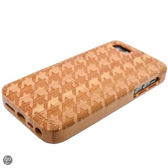 Bamboe Case Iphone 5(S)  #Bamboe, #Iphone case