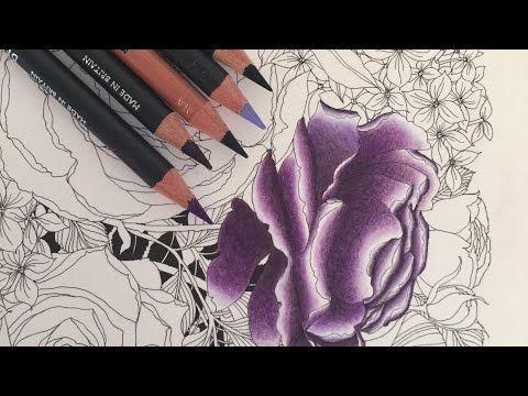 Tips Und Tricks Fur Coloring Beginner Youtube Aquarell Stifte Buntstifte Malerei Kunst