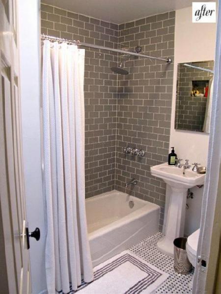 choosing bathroom tile grout