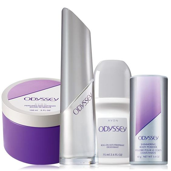 Odyssey 4-Piece Collection $10.99