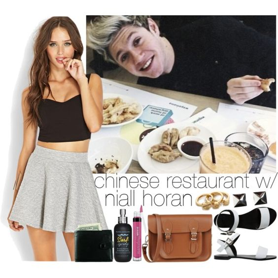 Chinese restaurant with Niall Horan!