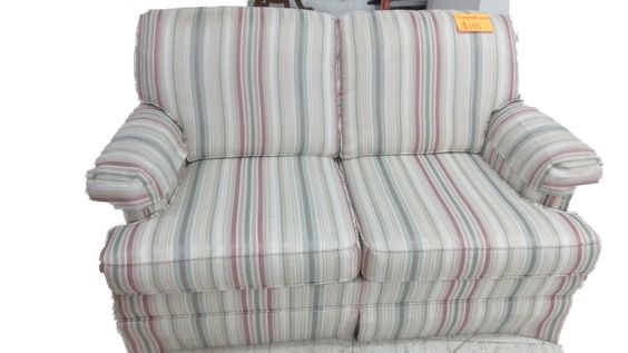 Flexsteel brand love seat couch