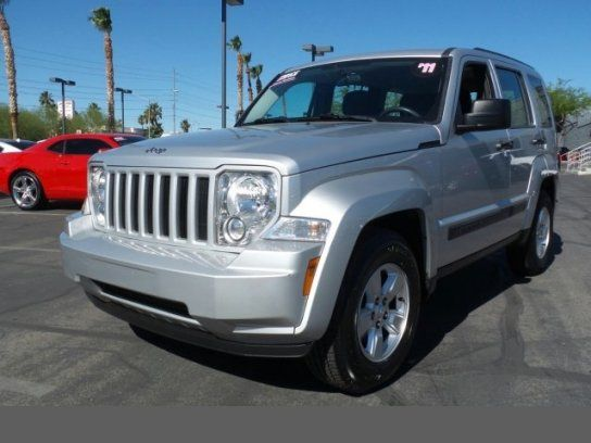 Sport Utility 2012 Jeep Liberty 2wd Sport With 4 Door In Las Vegas Nv 89146 2012 Jeep Jeep Jeep Liberty