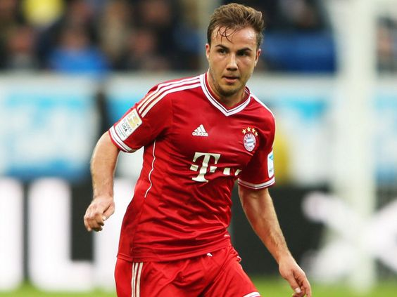 Gotze unhappy on sidelines - Article From Football 365 Website - http://footballfeeder.co.uk/news/gotze-unhappy-on-sidelines-article-from-football-365-website/