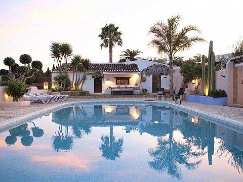 Villa Espagne A Alicante Avec Piscine Di 2020