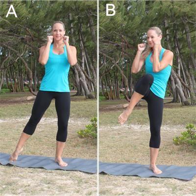 10 Crunch-Free moves for Killer Abs - Shape