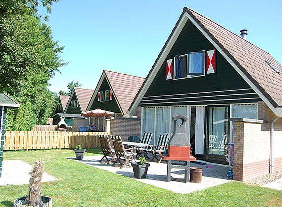 Strandnahes Ferienhaus in Nordholland - feriendomizile-online.com