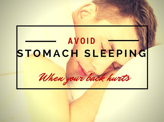 Back hurts? Check out these sleep tricks! #sleeptricks #sleep #tricks #sleeptips #tips