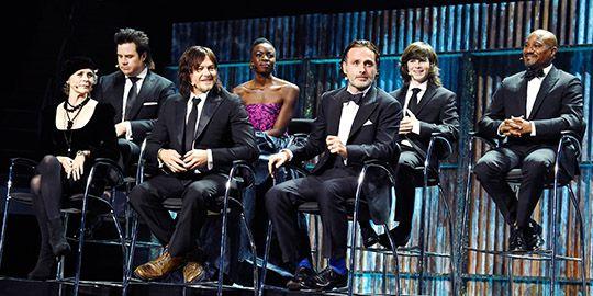 N.Y. Premier of Season 6;  Melissa, Josh, Norman, Danai, Andrew, Chandler & Seth