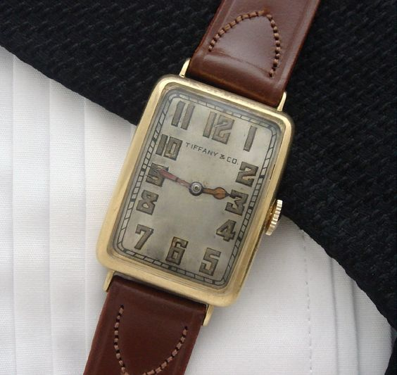 Canada Goose victoria parka replica authentic - Men's 1918 Tiffany & Company 18k Longines Wrist Watch | Strickland ...