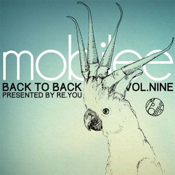 V.A. / MOBILEE BACK TO BACK VOL. 9 - BY RE.YOU Mobilee / House, TechHouse / www.mobilee-records.de