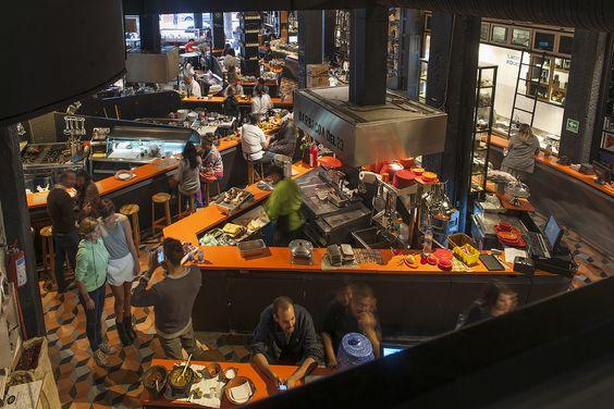 Mercado Roma,Courtesy of Rojkind Arquitectos, © Jaime Navarro