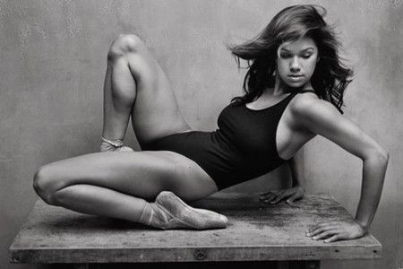Misty Copeland, First African American female soloist for the American Ballet Theatre in NYC