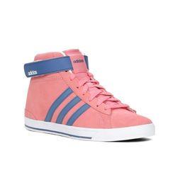 Tênis Casual Adidas Daily Twist Mid Rosa - Rosa