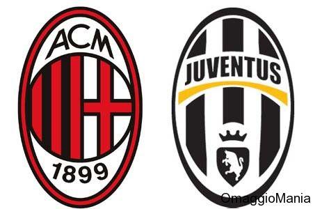 Vinci biglietti Milan-Juventus - http://www.omaggiomania.com/concorsi-a-premi/vinci-biglietti-milan-juventus/