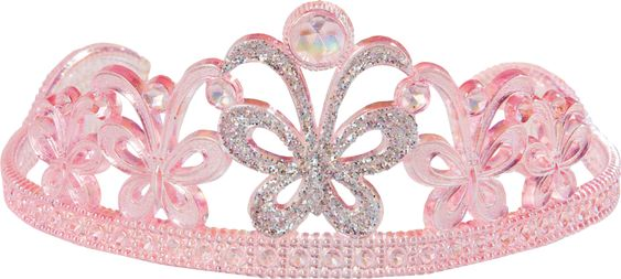 Image result for pink tiara
