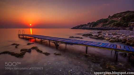 Popular on 500px : sunrise!!! by iliasanthitsas