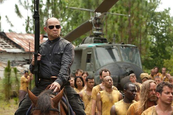 """""""Chained Heat"""" episode. #Revolution"""