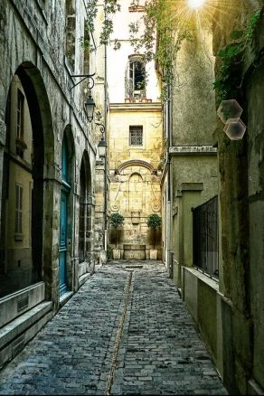 Les petites rues cachées du Marais - Le rêve ! #Paris