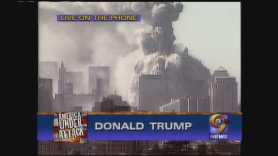 Donald Trump and 9/11: the lies, exaggerations and eye-popping claims