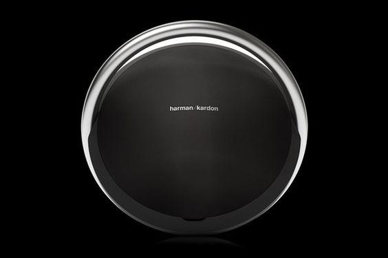 Un objeto de diseño y buen audio: Harman Kardon Onyx Speaker es ambos
