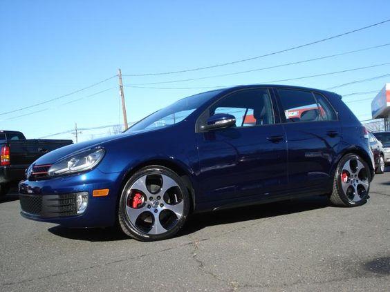 Mk6 GTI in Shadow Blue