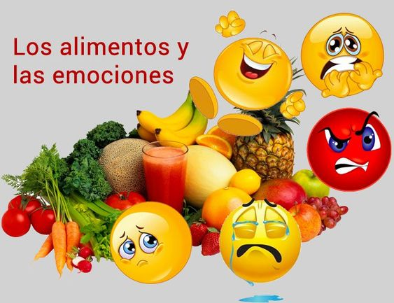 Relación entre los alimentos y las emociones