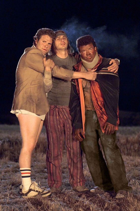 Pineapple Express---I love this movie!!