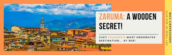 Exploring Zaruma | Ecuador's best kept secret! (Pinterest)
