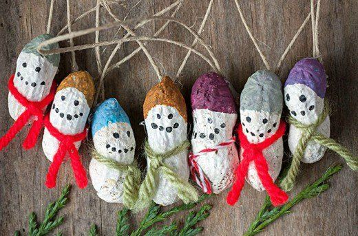 Simple crafts and project ideas on pinterest for Crafts for seniors with limited dexterity