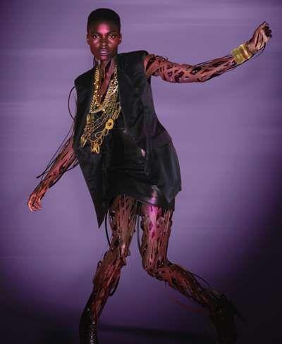 Обнаженная королева диско: из ямайской глубинки в поп-иконы
