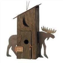 birdhouses -