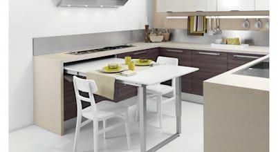 Mesas De Cocina Extensibles La Magia Del Visto Y No Visto Barrasdecocinas Kitchen Design Kitchen Design Small Kitchen Units