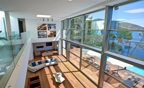 Beautiful Villa For Sale in Formentor  http://www.formentorvilla.com/living-areas.html