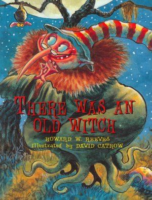 There Was an Old Witch Paperback